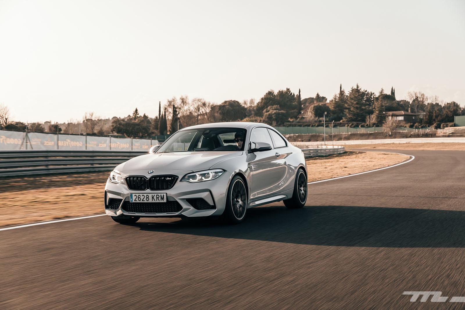BMW M2 Competition (prueba)