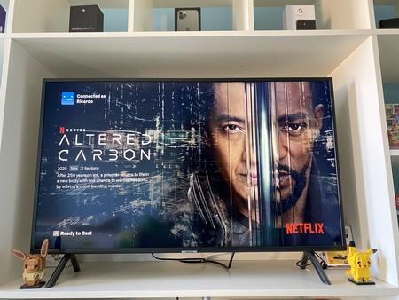 Netflix para Chromecast se actualiza: interfaz mejorada y recomendaciones en la pantalla de espera