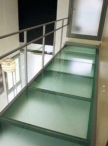 suelos de cristal