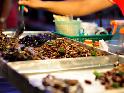 La comida callejera de Bangkok está en vías de extinción