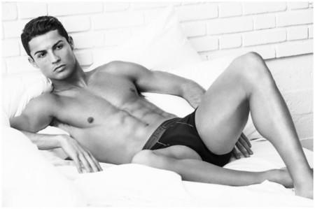 Cristiano Ronaldo Underwear Photo Shoot 2015 Campaign 004