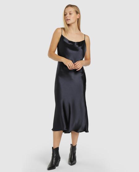 Vestido Lencero Negro 21