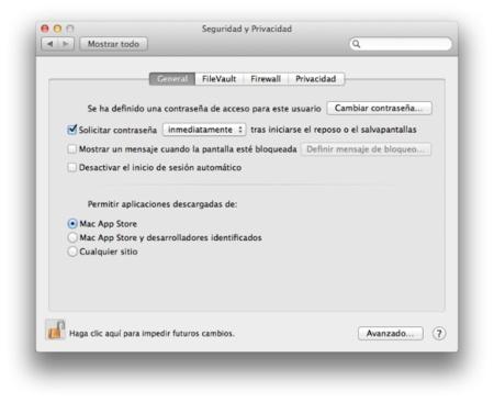 Seguridad OS X