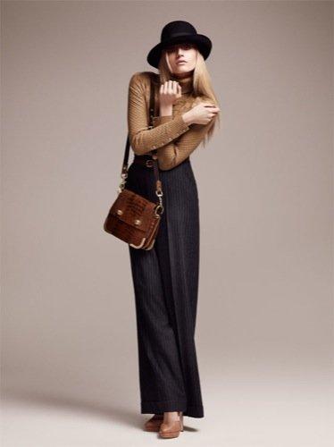 Loobook HM, Otoño-Invierno 2010/2011: todas las tendencias con la nueva ropa de mujer I