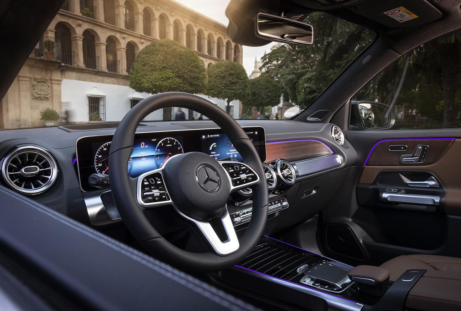 Foto de Mercedes-Benz GLB 250 4MATIC (lanzamiento) (25/39)