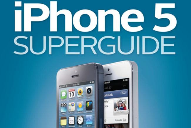 Portada de la guía de Macworld para el iPhone 5