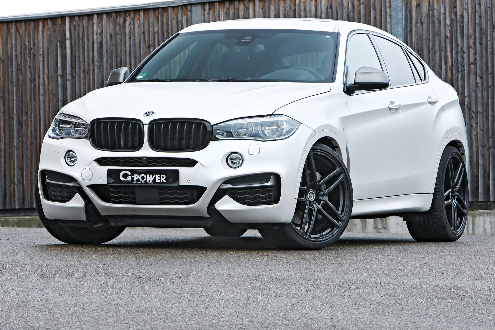 Foto de G-Power BMW X6 M50d (1/7)