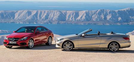 Mercedes-Benz Clase E Coupé y Cabrio, a Ginebra