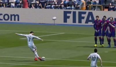 Los mejores goles del 2014 en el nuevo video de FIFA 15