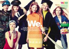 United Color of Benetton se suma al Día Internacional para la Eliminación de la Violencia contra la Mujer