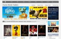 ¿Cómo llegaron los tráilers de cine a la web de Apple?