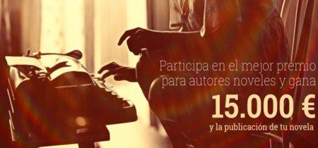 Premio Círculo de Lectores de Novela ¿Te apuntas?