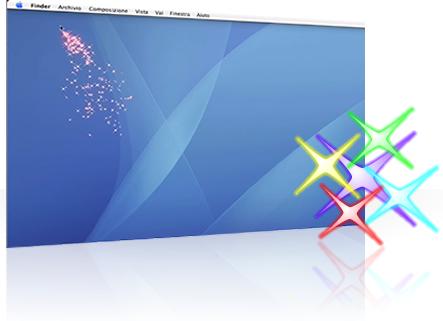 Startrail, añade efectos especiales al rastro que deja tu cursor