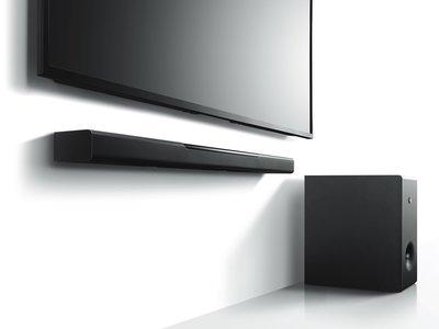 La familia MusicCast de Yamaha se amplía con la nueva barra de sonido BAR 400