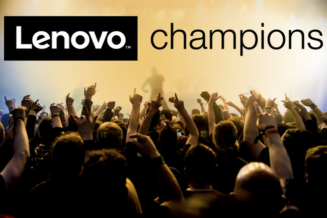 Lenovo Champions