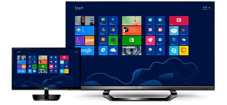Televisores Full Hd Cómo Monitor De Ordenador Buena O Mala Ideal