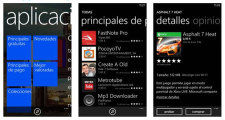 Ya podemos comprar aplicaciones de Windows Phone pagando en factura con Movistar