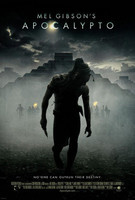 Primer póster de 'Apocalypto'