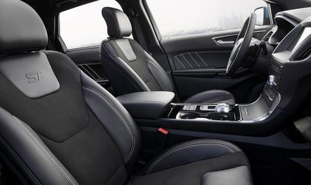 Ford Edge ST interior