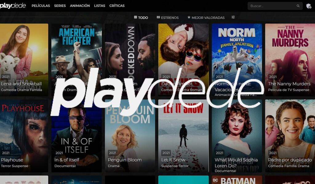 Megadede ahora es Playdede: el nuevo heredero del apellido 'dede' llega con diseño renovado y compatibilidad con Chromecast