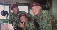 'Patos salvajes', los mercenarios de los 70