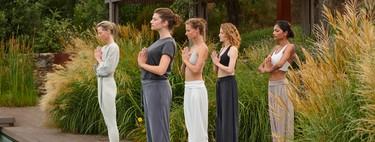Oysho ha creado la colección perfecta para hacer yoga y es sostenible
