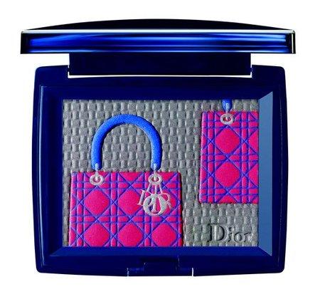 Dior lanza una nueva paleta de sombra de ojos en edición limitada y numerada: Lady Dior Palette. ¿La utilizarías?