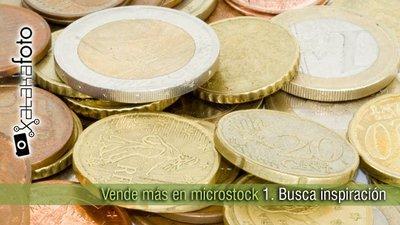 Vende más en Microstock: 1. Busca inspiración