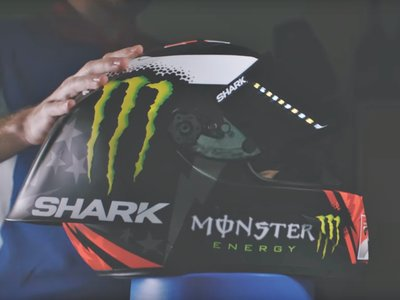 Así fabrica Shark el Race-R Pro Carbon de Jorge Lorenzo y de los pilotos de MotoGP