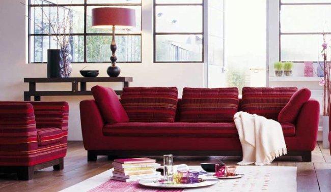 C mo limpiar sof s tapizados en tela - Telas para tapizar sillones modernos ...