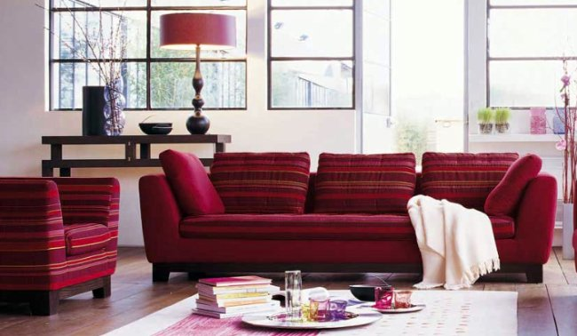 C mo limpiar sof s tapizados en tela - Tapizar sofas en casa ...