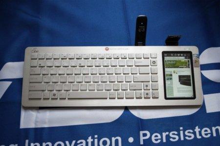 Asus Eee Keyboard llegará a España en agosto