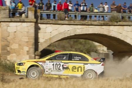 El Rally de Alcañiz se cae del calendario del Nacional de Tierra