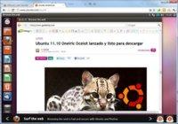 Prueba Unity desde el navegador con Ubuntu Tour