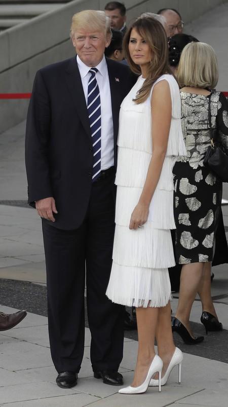 Melania Trump Flecos