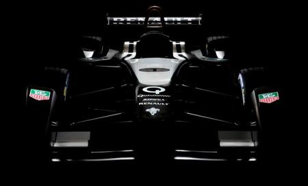 La Formula E ya tiene monoplaza: el Spark-Renault SRT-01E