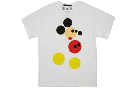 Damien Mickey White Front