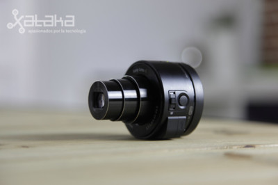 Sony QX10, análisis