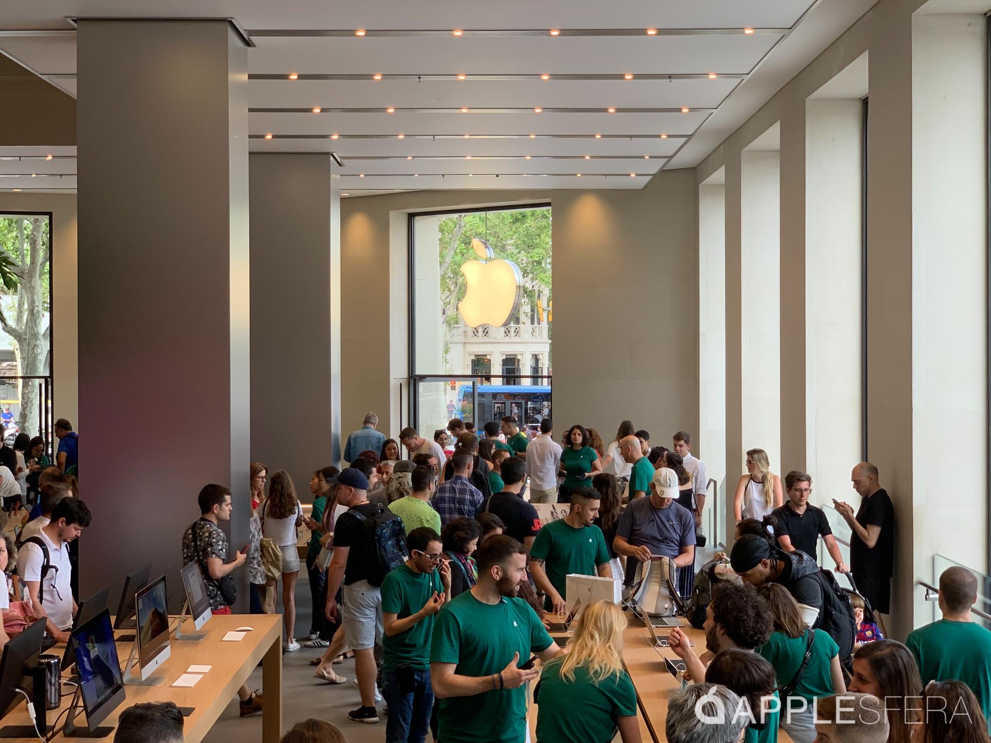 Foto de Apple Store Passeig de Gràcia (27/28)