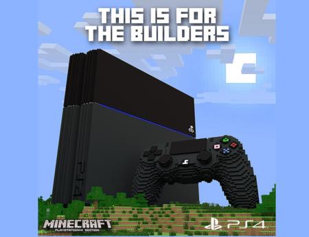 Minecraft: PlayStation 4 estará disponible este jueves, 4 de septiembre
