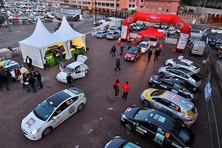 Rally eficiencia Mónaco