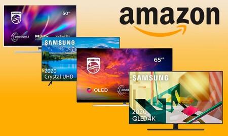 Disfruta a tope de la Eurocopa: estrenar una de estas 27 smart TVs de Hisense, LG, Philips, Samsung, Sony o Thompson sale mucho más barato esta semana en Amazon