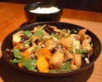 Análisis nutricional de la comida china