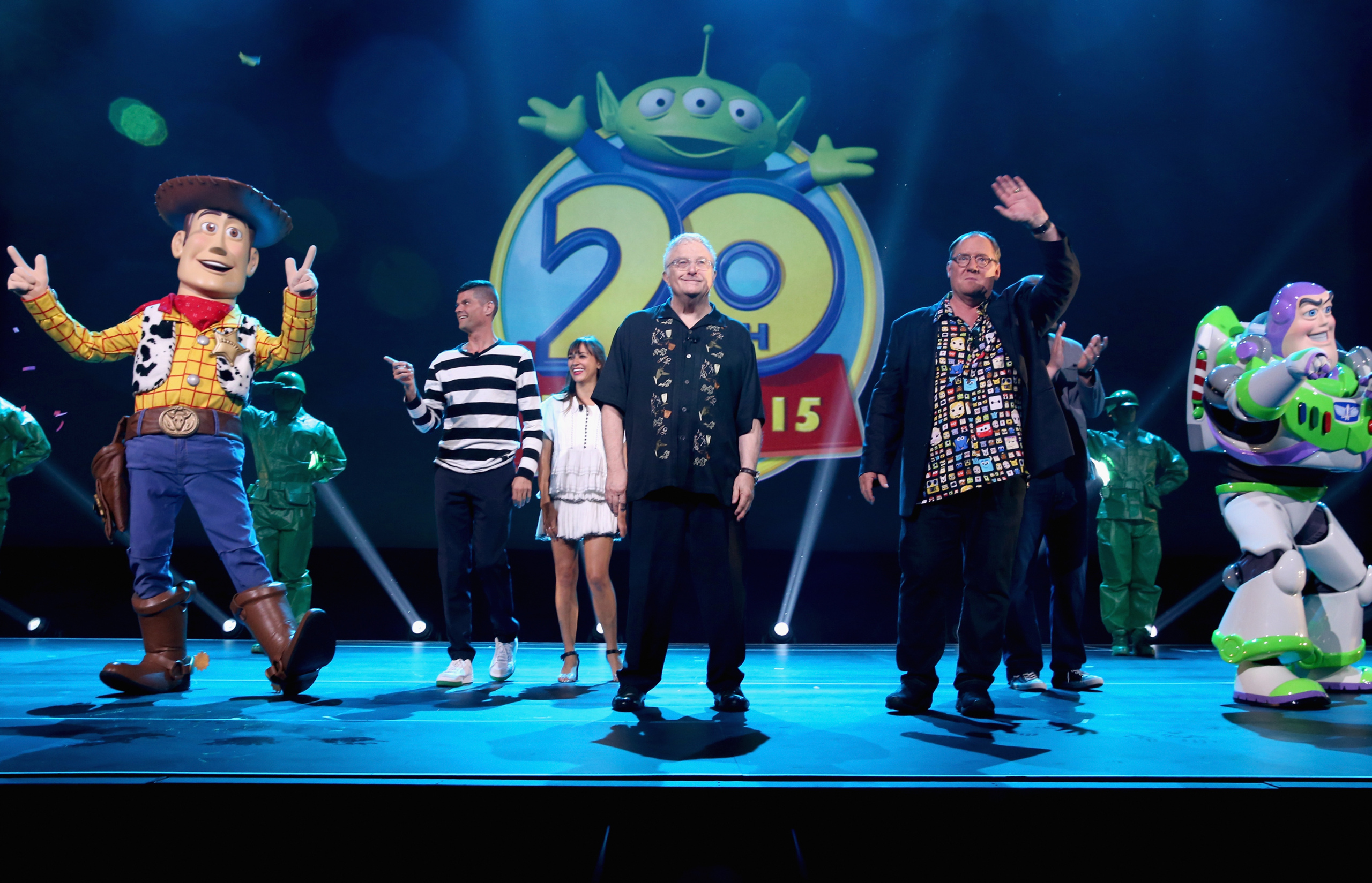 Foto de Expo D23 2015, las mejores imágenes (22/26)