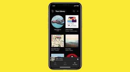 Spotify renueva por completo la biblioteca de música: búsqueda mejorada, filtros dinámicos y mucho más