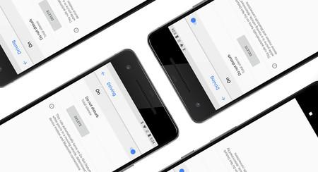 Google abre la API de reconocimiento de actividades detrás del modo 'no molestar al conducir' del Pixel 2