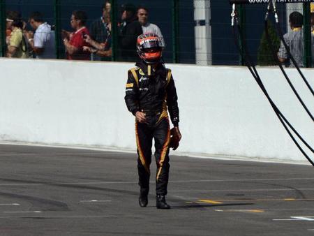 "Romain Grosjean: ""ya no soy la oveja negra del rebaño"""