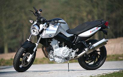 BMW F 800 RR, otra versión mas