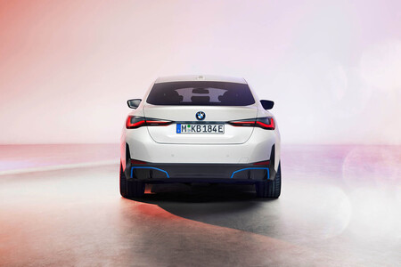 BMW i4 2022