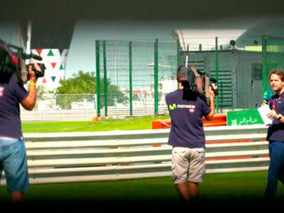 Vodafone denuncia que Movistar se niega a darle acceso a MotoGP y la Fórmula 1